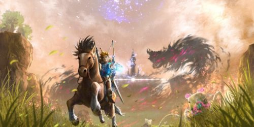 breath of the wild, switch, single-player, multiplayer