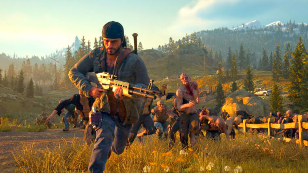 days gone new game