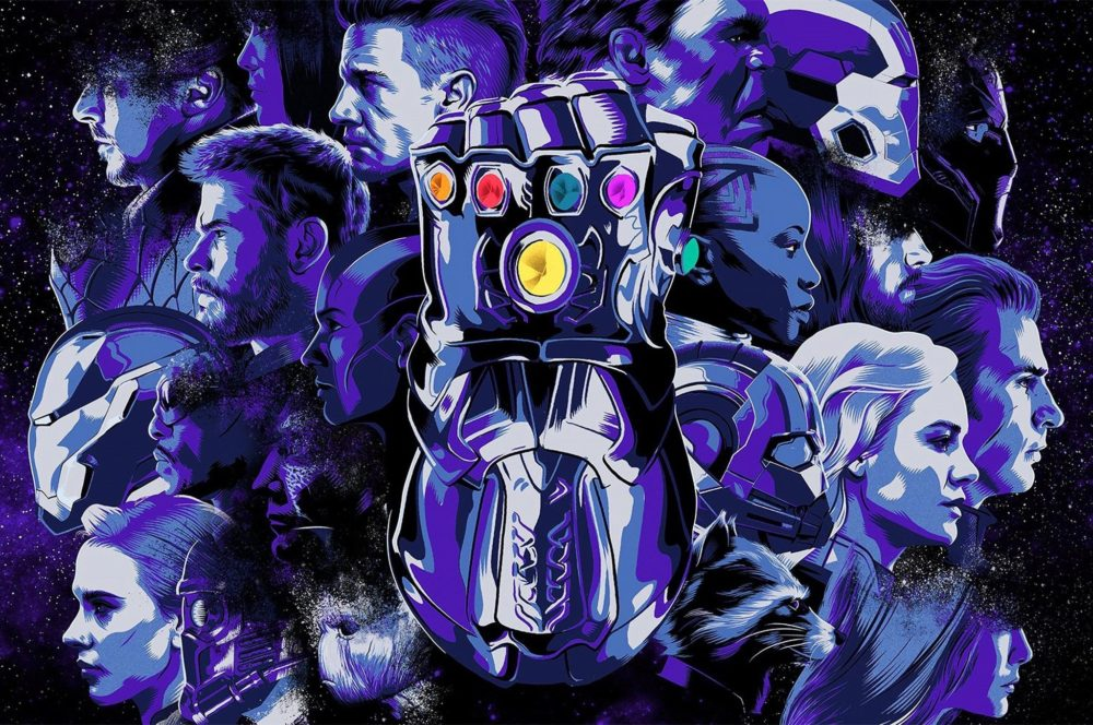 10 4K HDR Avengers Endgame Wallpapers You Need to Make Your Desktop Background 6