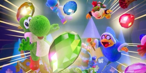 yoshis crafted world, cute, nintendo games, cutest, ranked
