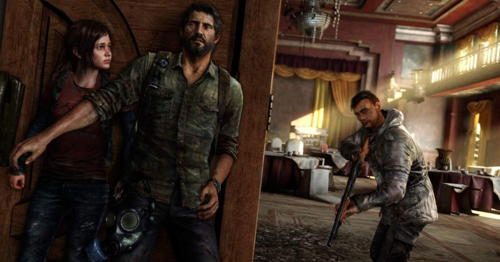 The Last of Us 10 Most Cinematic Video Games