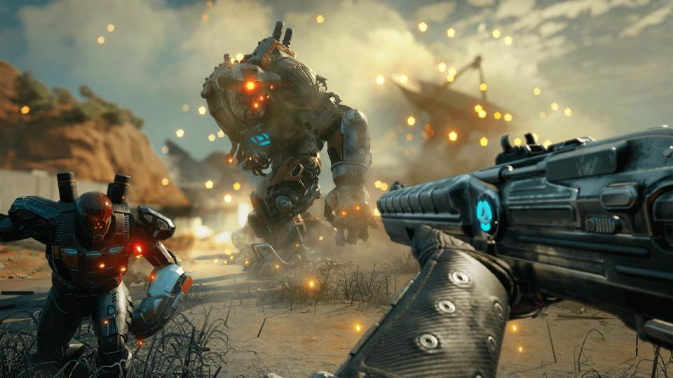 Rage 2, projects