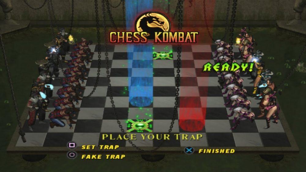 chess kombat, mortal kombat 11