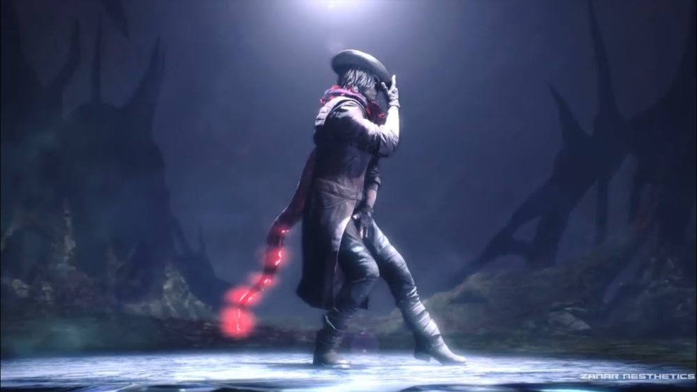 Dante Devil May Cry 5 Faust Hat