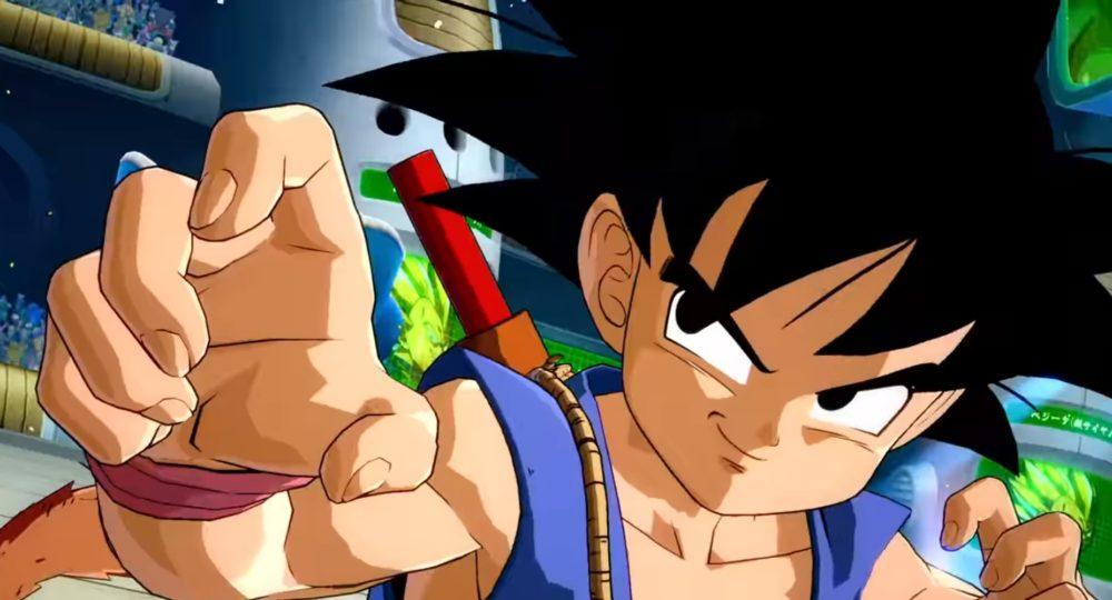 dragon ball, dragon ball fighterz, goku, dragon ball gt