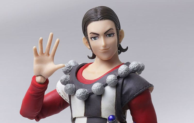 Dragon Quest XI Action Figures