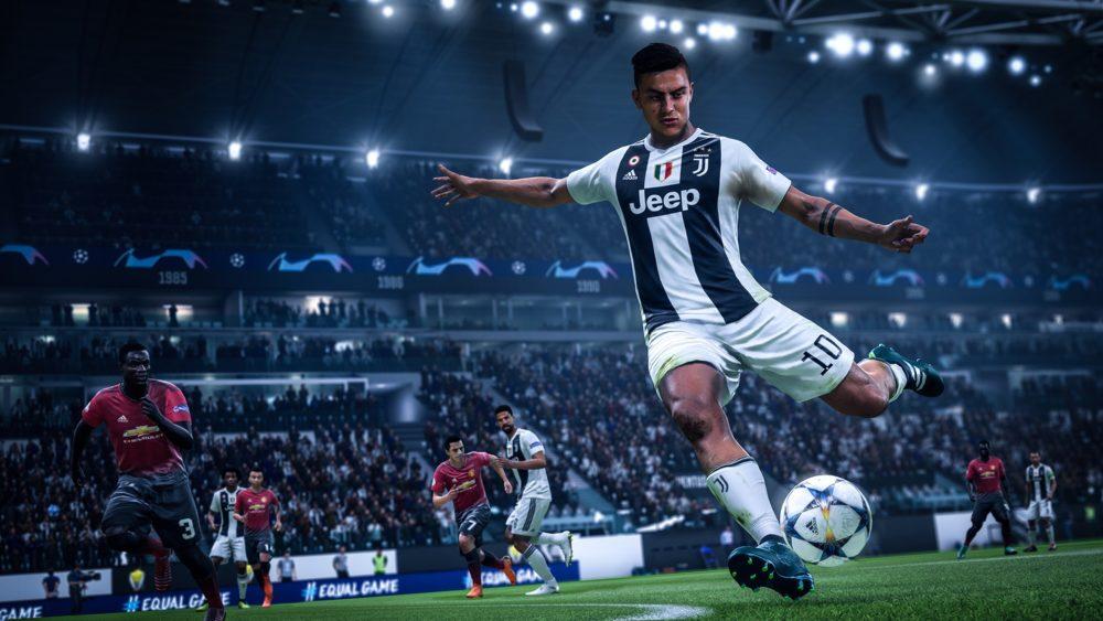 EA, FIFA 19