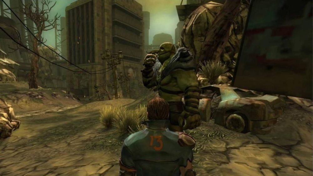 fallout online, canceled games