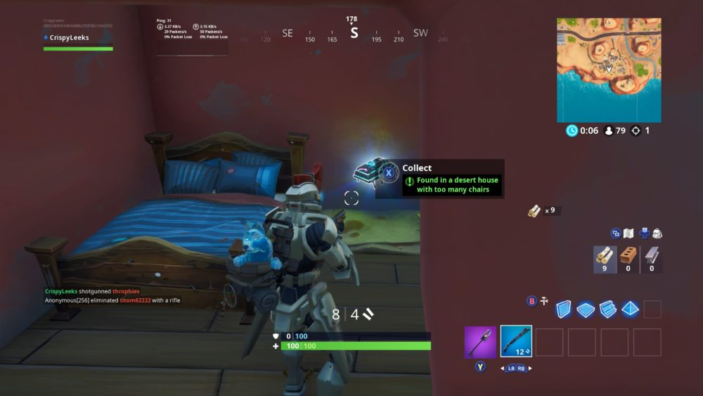 Fortbyte 16 location