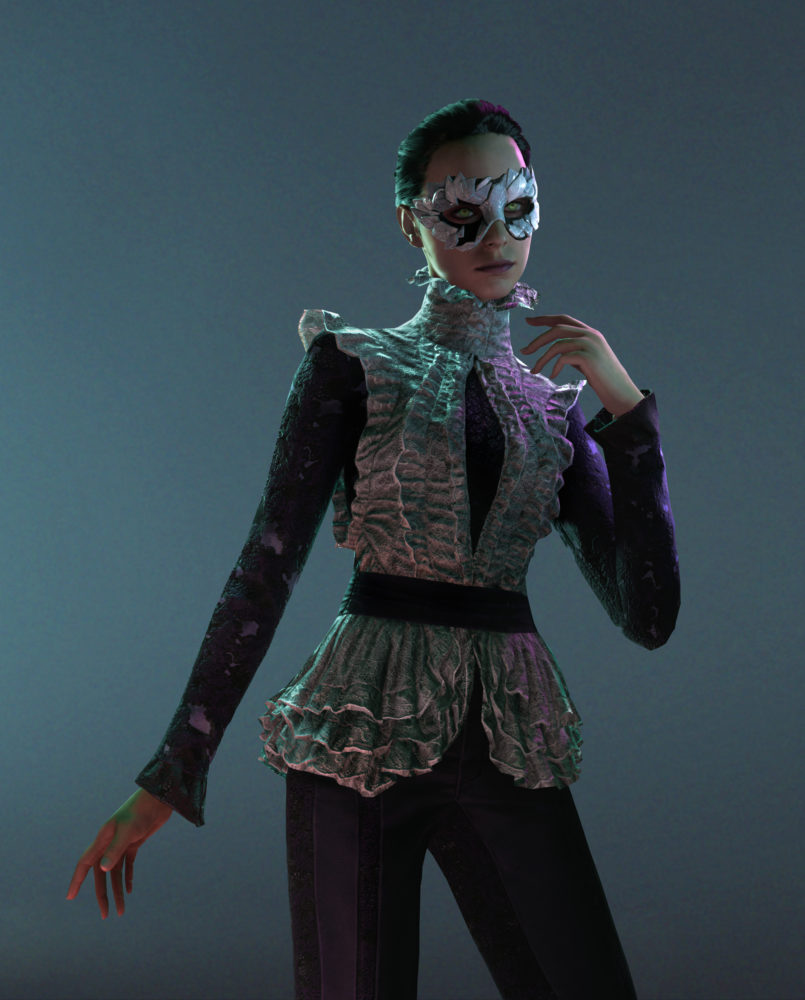 Vampire the Masquerade Bloodlines 2 Malkavian NPC reveal