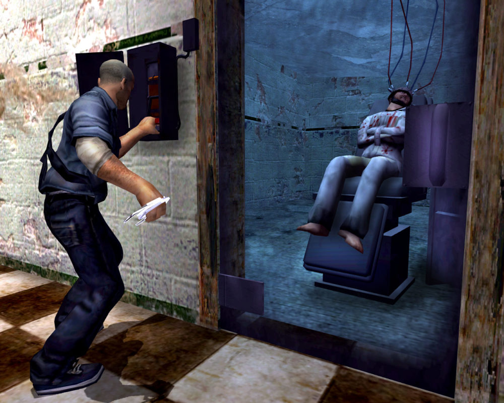 Manhunt most violent games