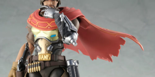 Overwatch Figma McCree