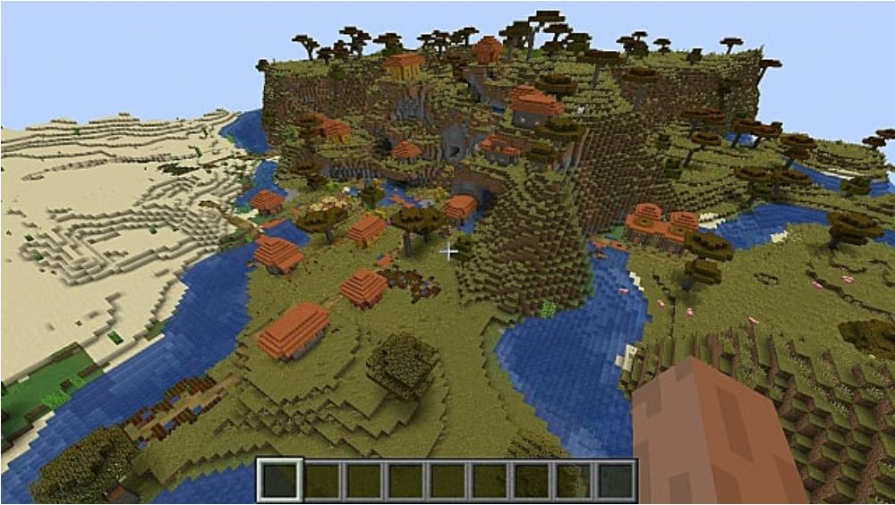 Minecraft Best Version 1 14 Seeds That You Need To Use
