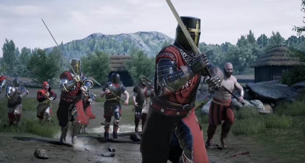 Mordhau, best weapons