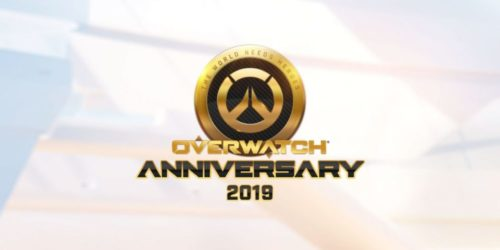 Overwatch Anniversary Event 2019 start end date