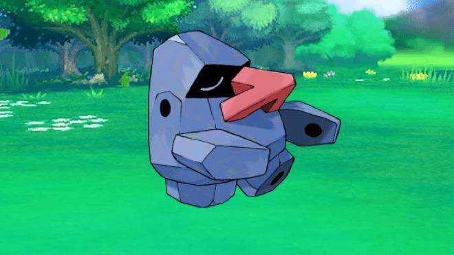 pokemon go, nosepass