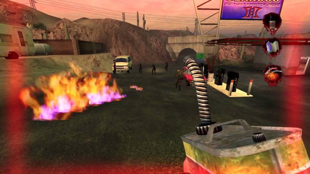 Postal 2 most violent games