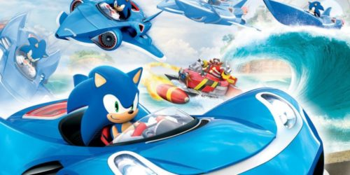 best kart racers, sonic all-stars racing transformed