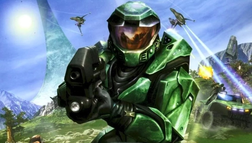halo, best intros in video games, bungie