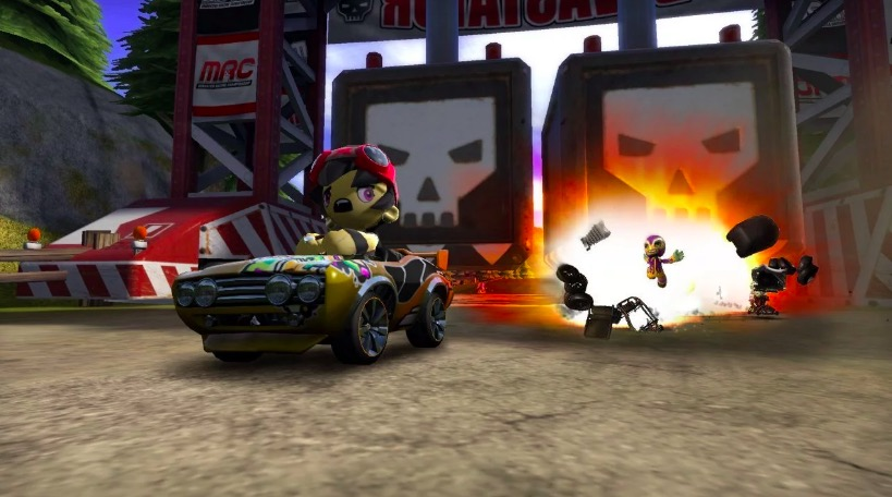 modnation racers, racers