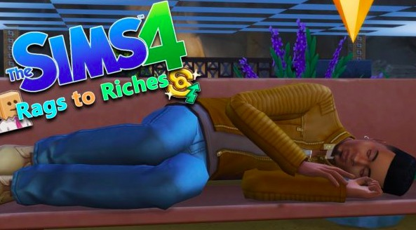 rags to riches, sims 4 challenges