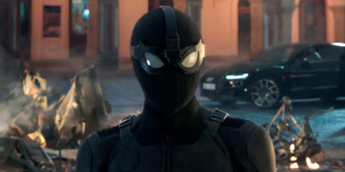 spider-man, far from home,
