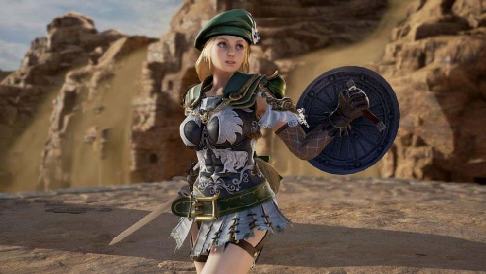 SoulCalibur VI Reveals Upcoming DLC and Update 1 40 With New