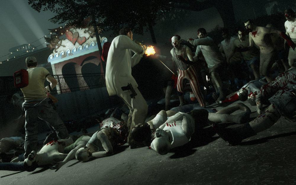 Steam, Left 4 Dead 2