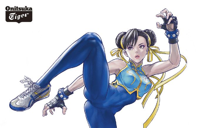 Street Fighter Onizuka Tiger Chun Li