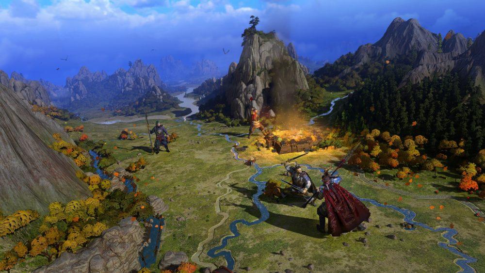 three kingdoms review