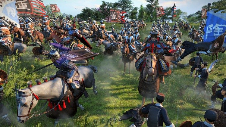 Duel, Total war three kingdoms