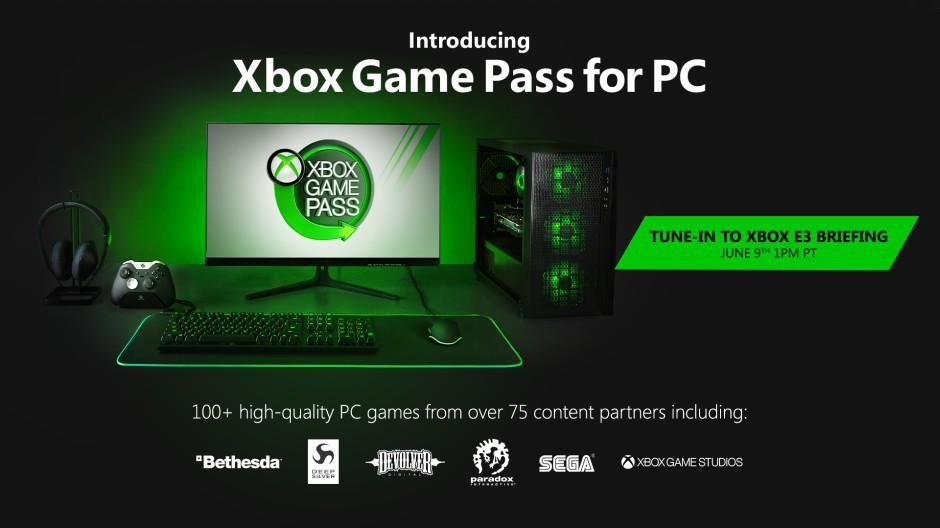 Game Pass, Microsoft