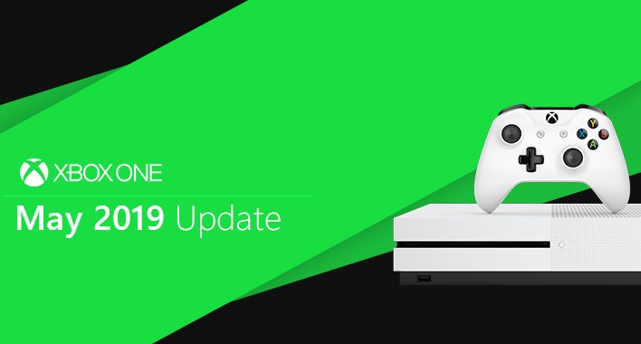 New Xbox One Update for May Rolls Out Today