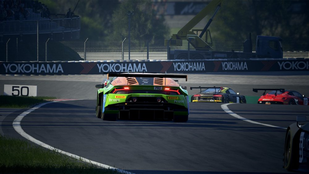 assetto corsa competizione, start your car