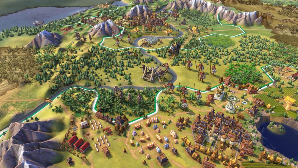 civilization vi strategy