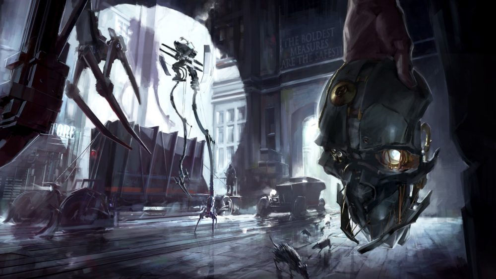 Dishonored, Best Games With a Karma or Morality System