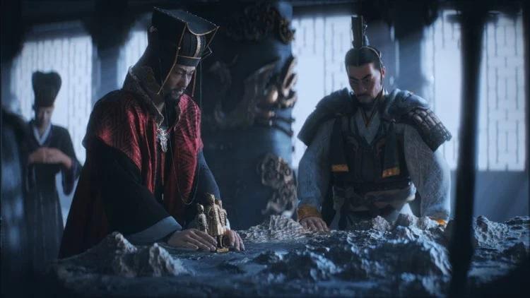 total war three kingdoms, emperor