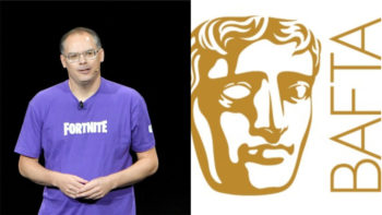 Epic Games BAFTA award e3 2019