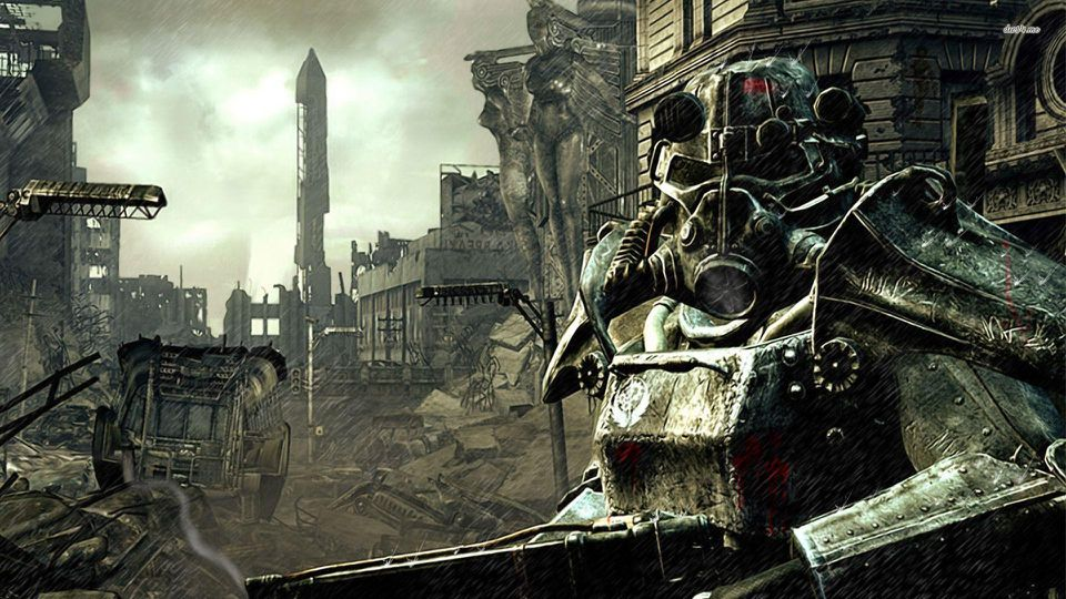 Fallout 3, Best Games With a Karma or Morality System