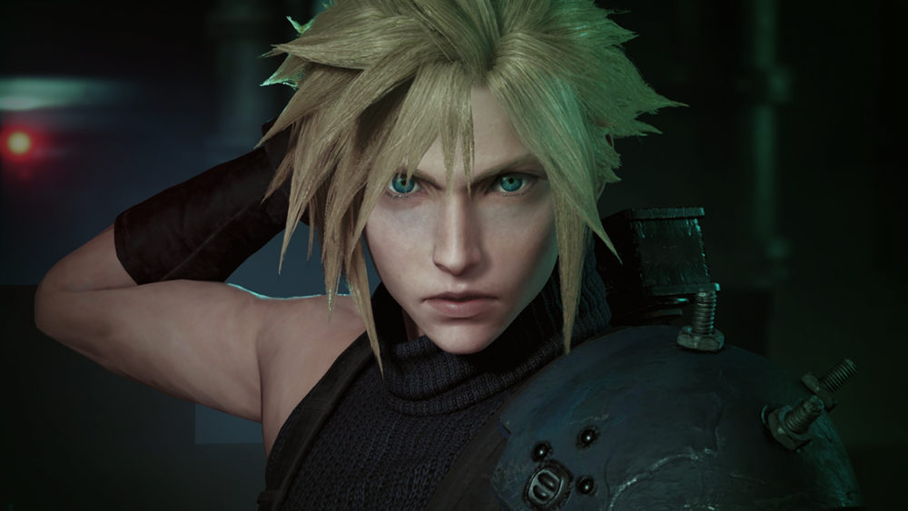 final fantasy 7 remake
