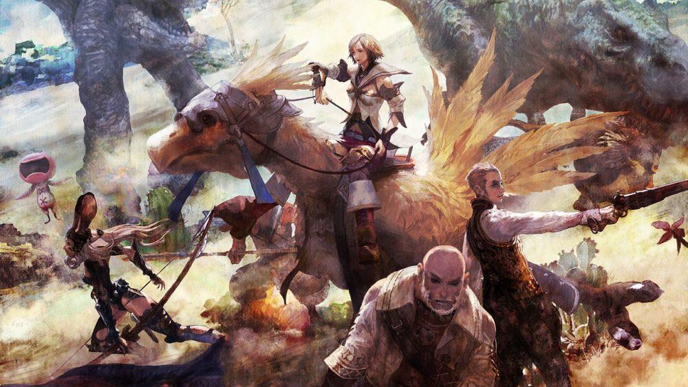 final fantasy xii, nintendo switch, best, zodiac age