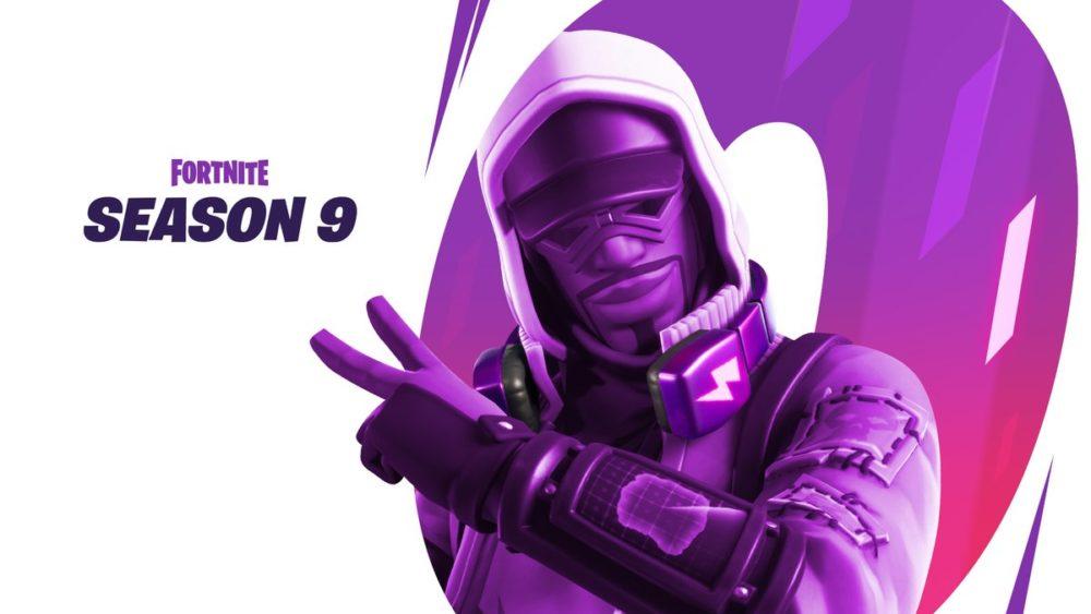 fortnite, season 9, week 2 challenges
