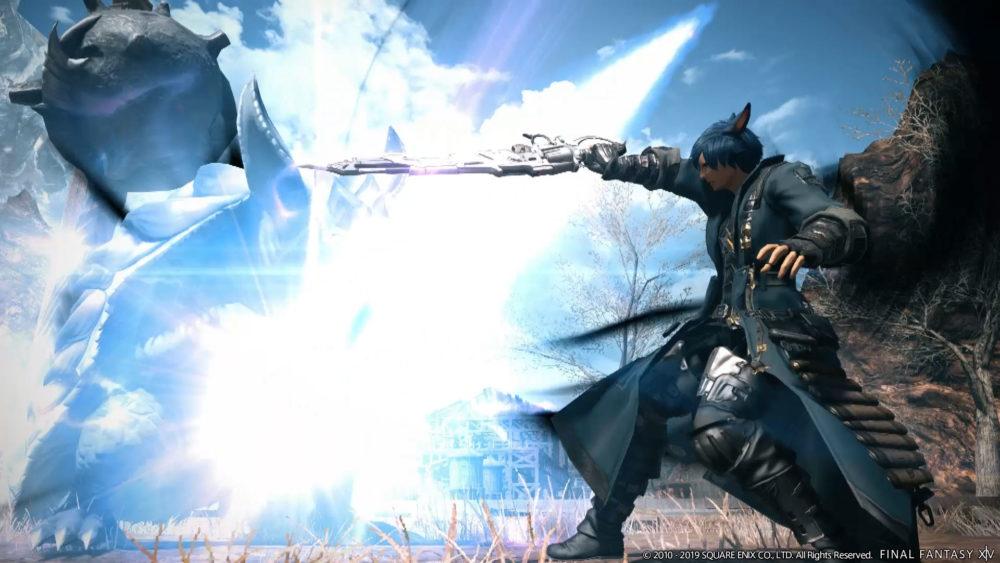 final fantasy xiv, gunbreaker, shadowbringers