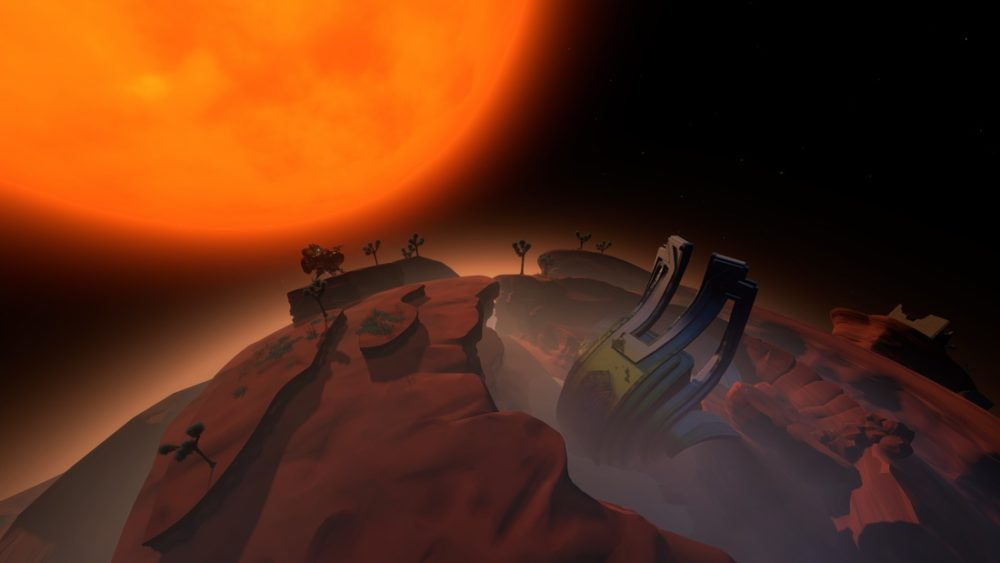 Outer Wilds: How to Get Inside High Energy Lab on Ember Twin