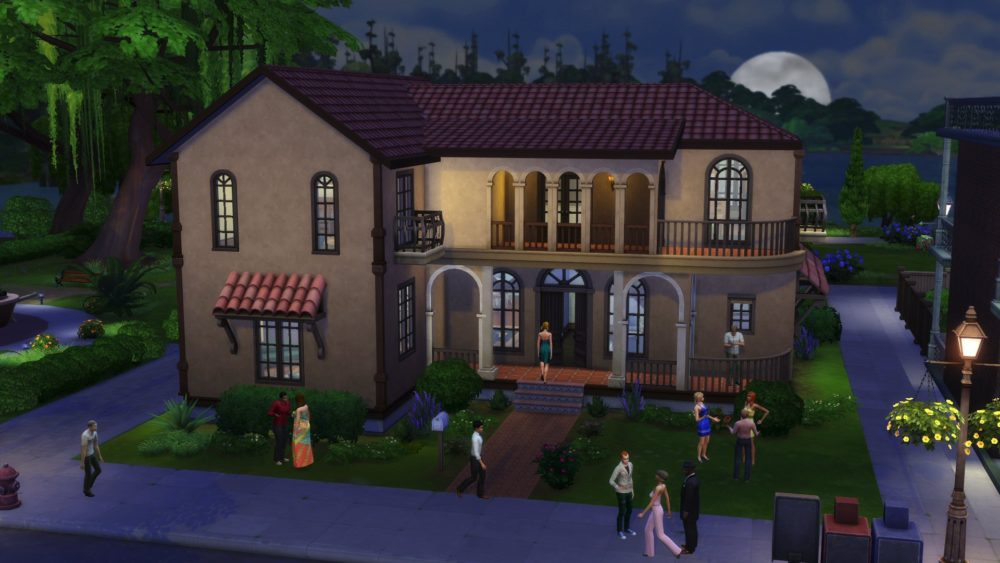 The Sims 4 How To Go Upstairs Amp Downstairs
