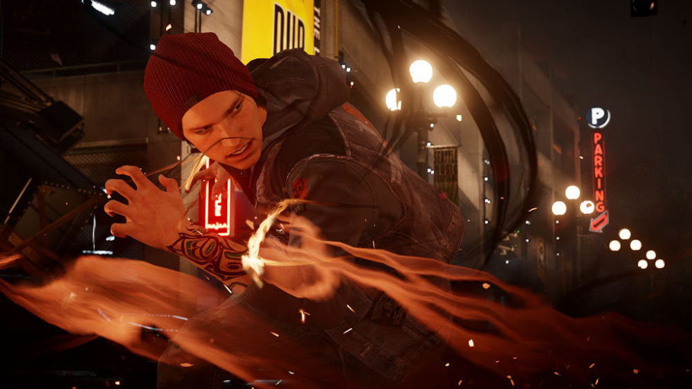 Infamous: Second Son, Best Games With a Karma or Morality System