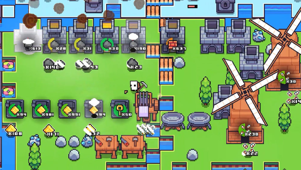 is forager coming to xbox one answered