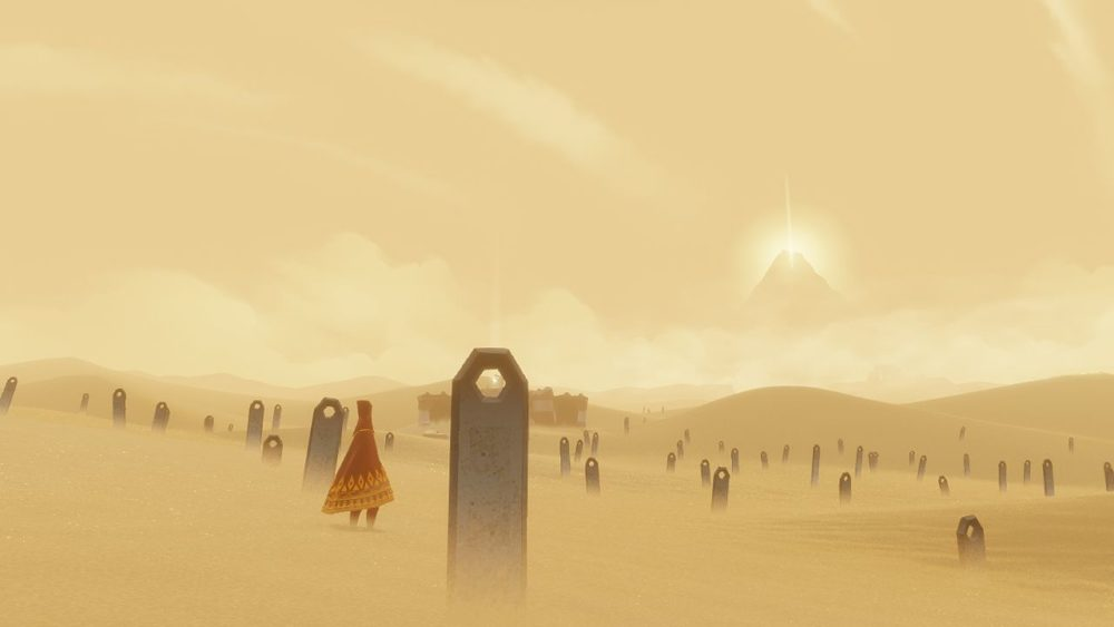 journey game, thatgamecompany, replay, wipe memory