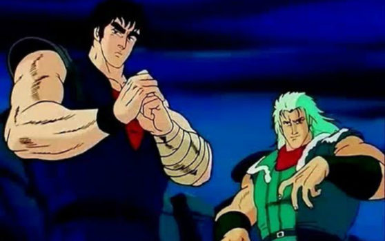 Kenshiro & Rei (Fist of the North Star)