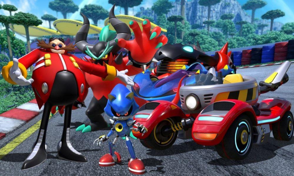 team sonic racing, best ps4 games